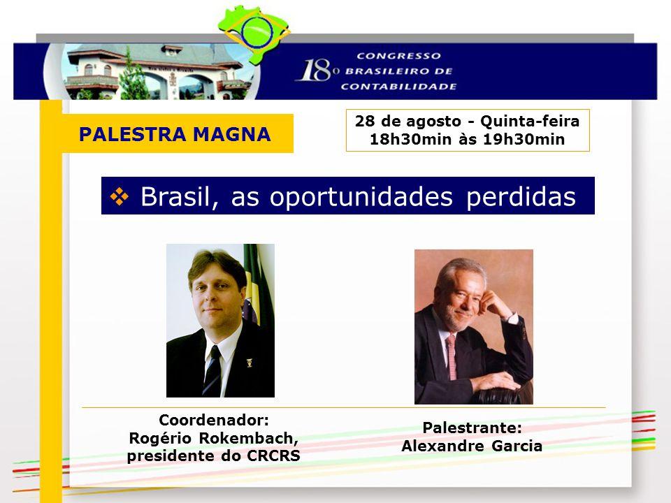 Brasil, as oportunidades perdidas