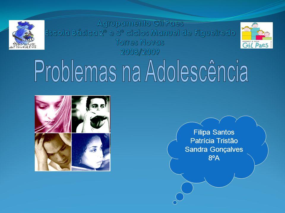 Problemas na Adolescência