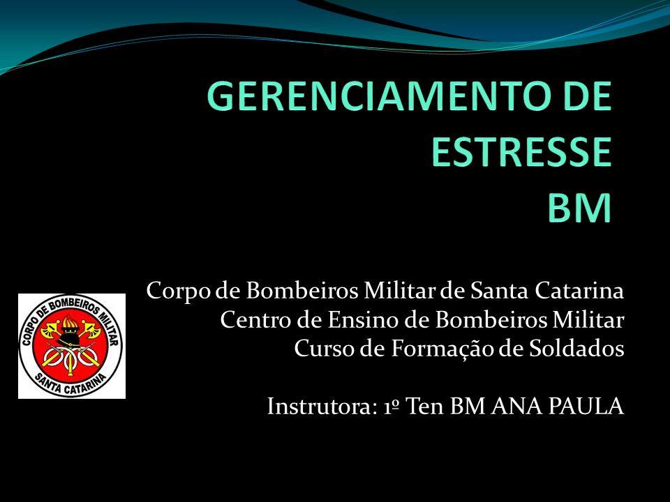 GERENCIAMENTO DE ESTRESSE BM