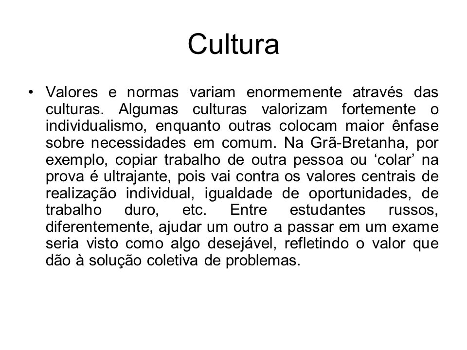 Cultura