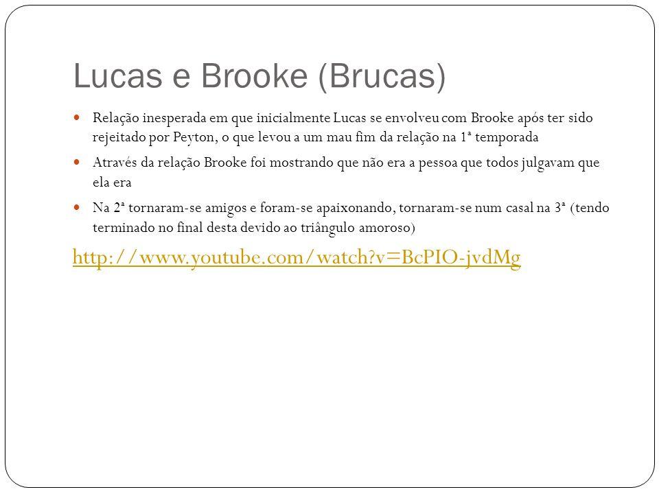 Lucas e Brooke (Brucas)