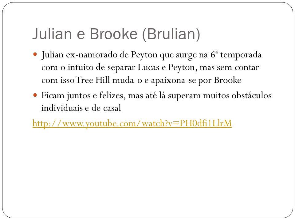 Julian e Brooke (Brulian)