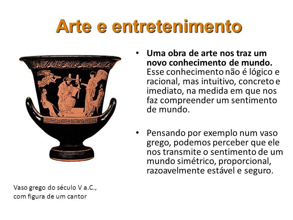 Arte e entretenimento