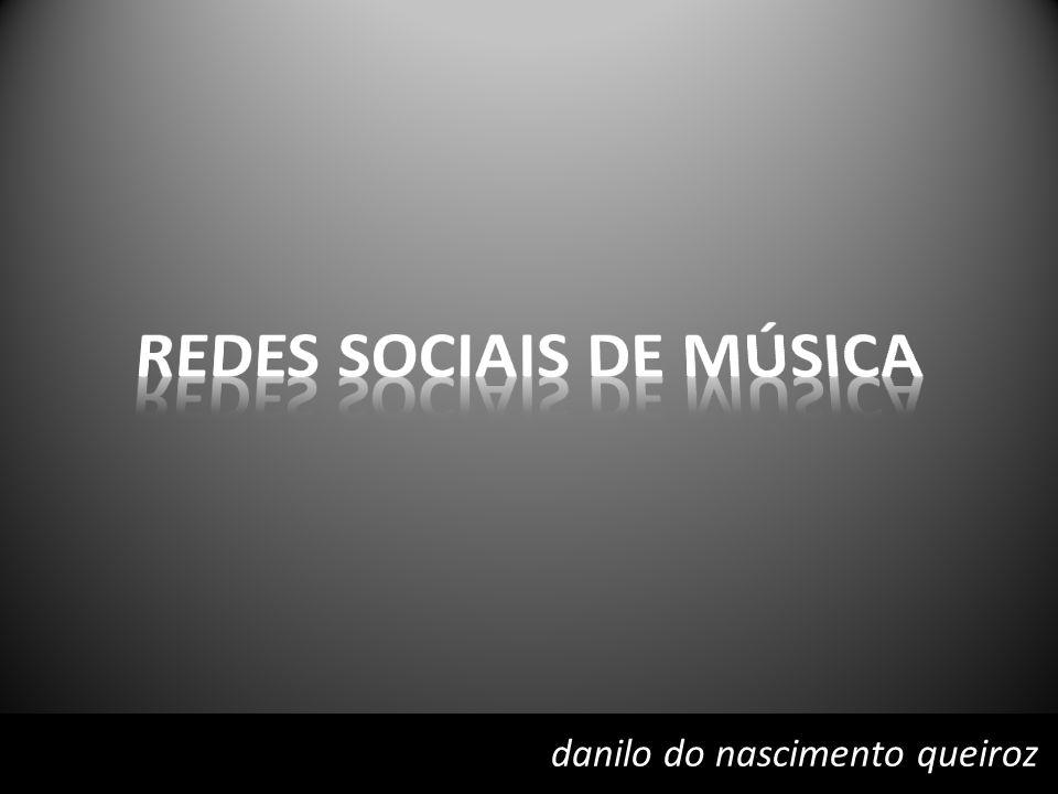 REDES SOCIAIS DE MÚSICA
