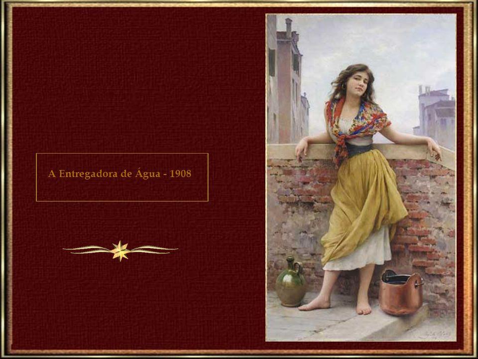 A Entregadora de Água - 1908