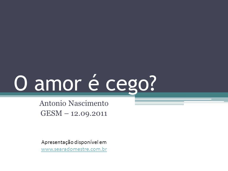 Apresentação disponível em www.searadomestre.com.br