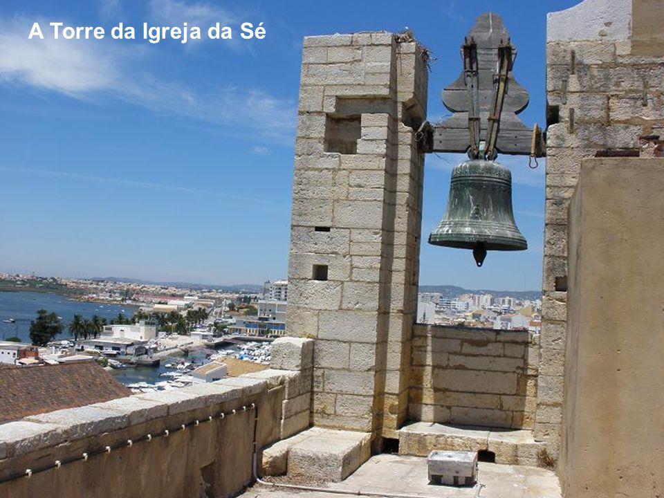 A Torre da Igreja da Sé