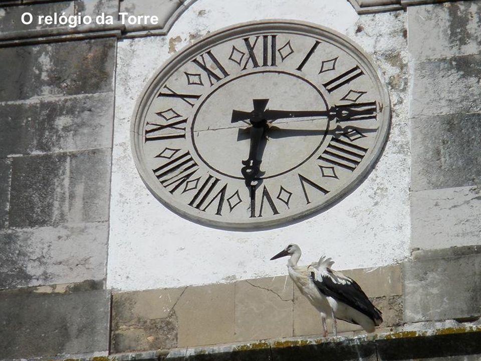 O relógio da Torre