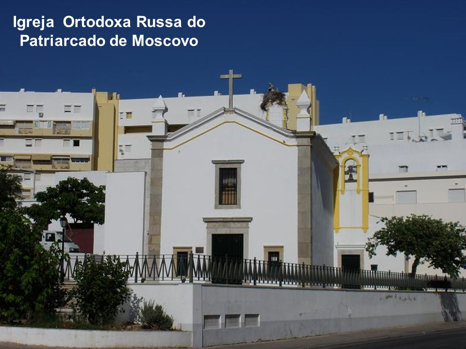Igreja Ortodoxa Russa do Patriarcado de Moscovo