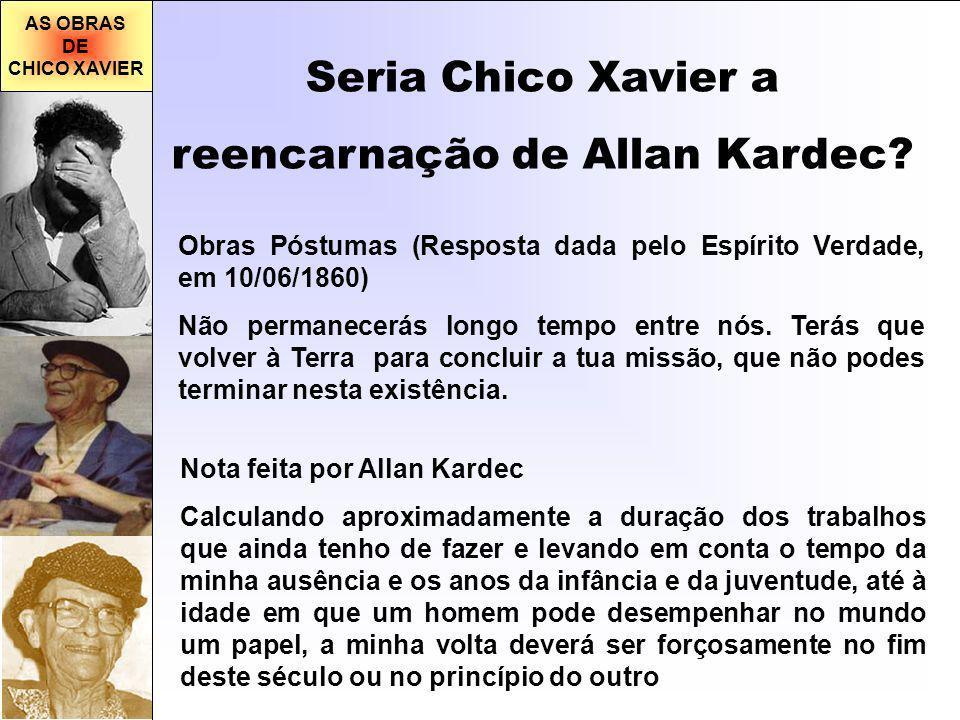 reencarnação de Allan Kardec