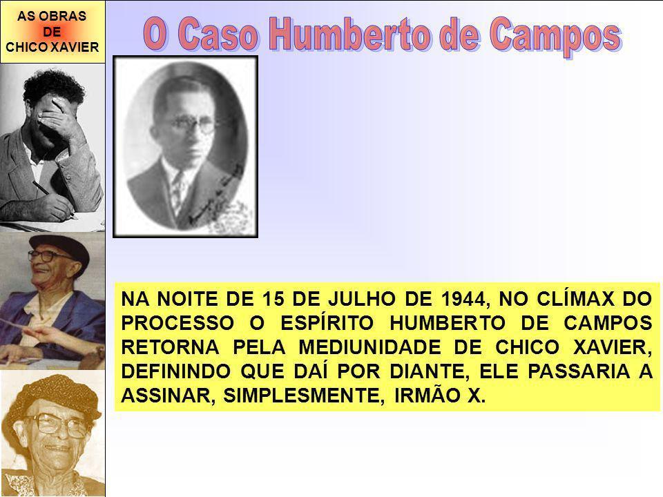 O Caso Humberto de Campos