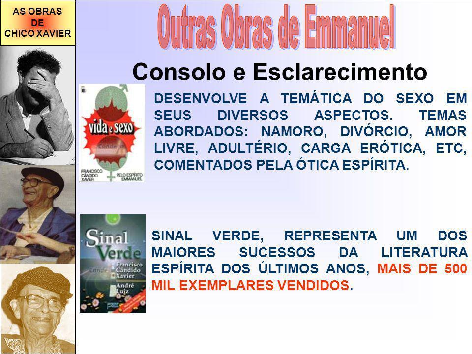Outras Obras de Emmanuel Consolo e Esclarecimento