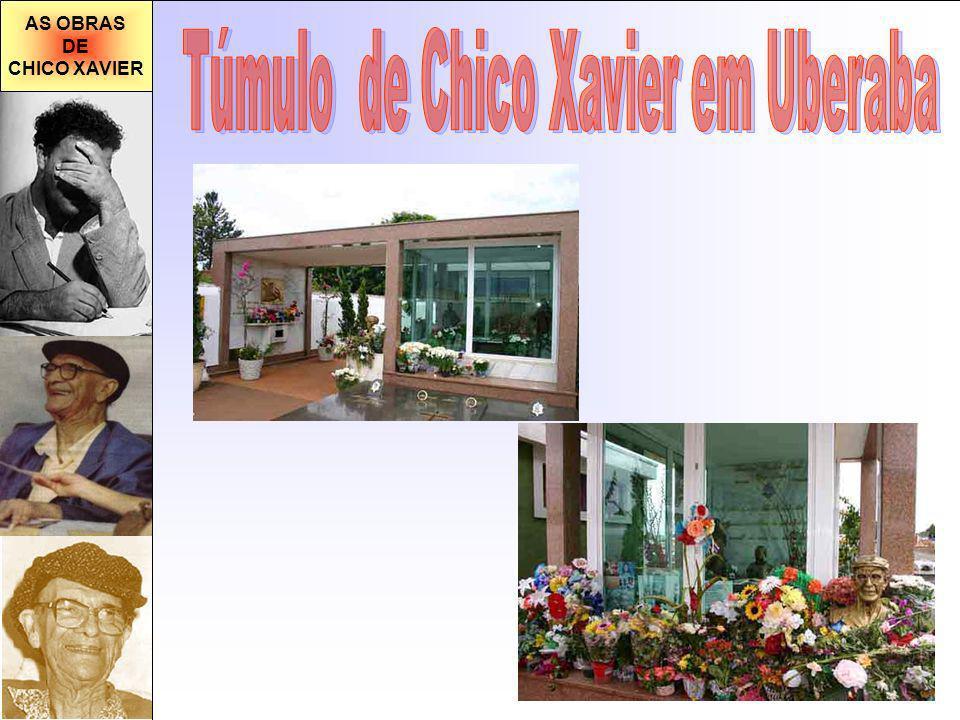 Túmulo de Chico Xavier em Uberaba