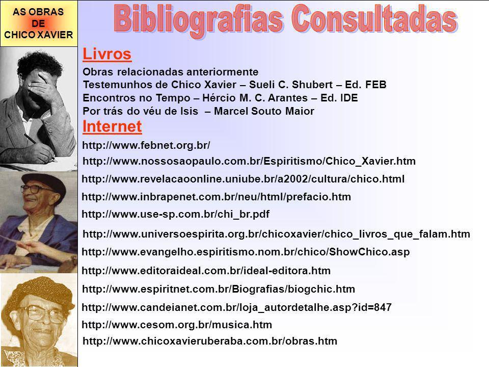 Bibliografias Consultadas