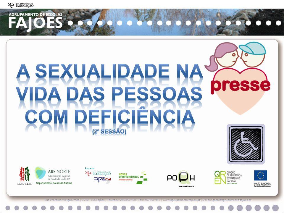A sexualidade na Vida das Pessoas com deficiência