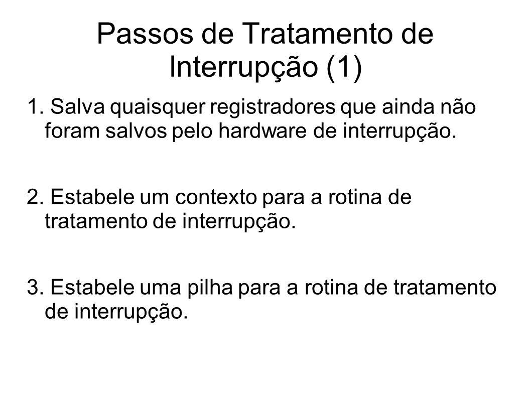 Passos de Tratamento de Interrupção (1)