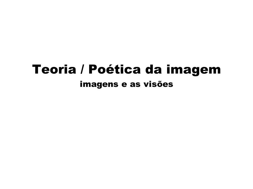 Teoria / Poética da imagem