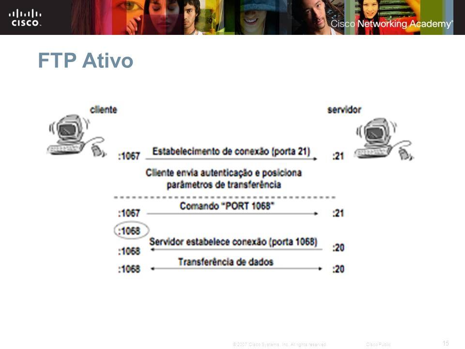 FTP Ativo