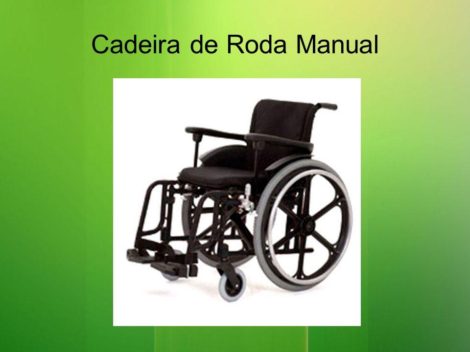 Cadeira de Roda Manual