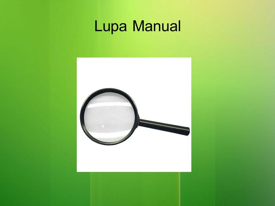 Lupa Manual