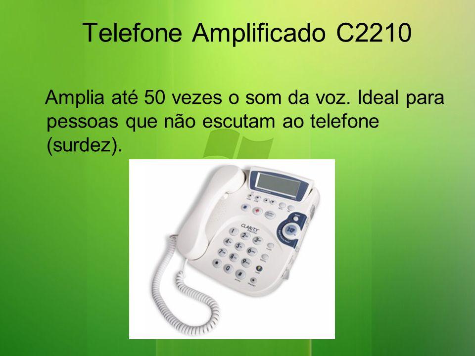 Telefone Amplificado C2210