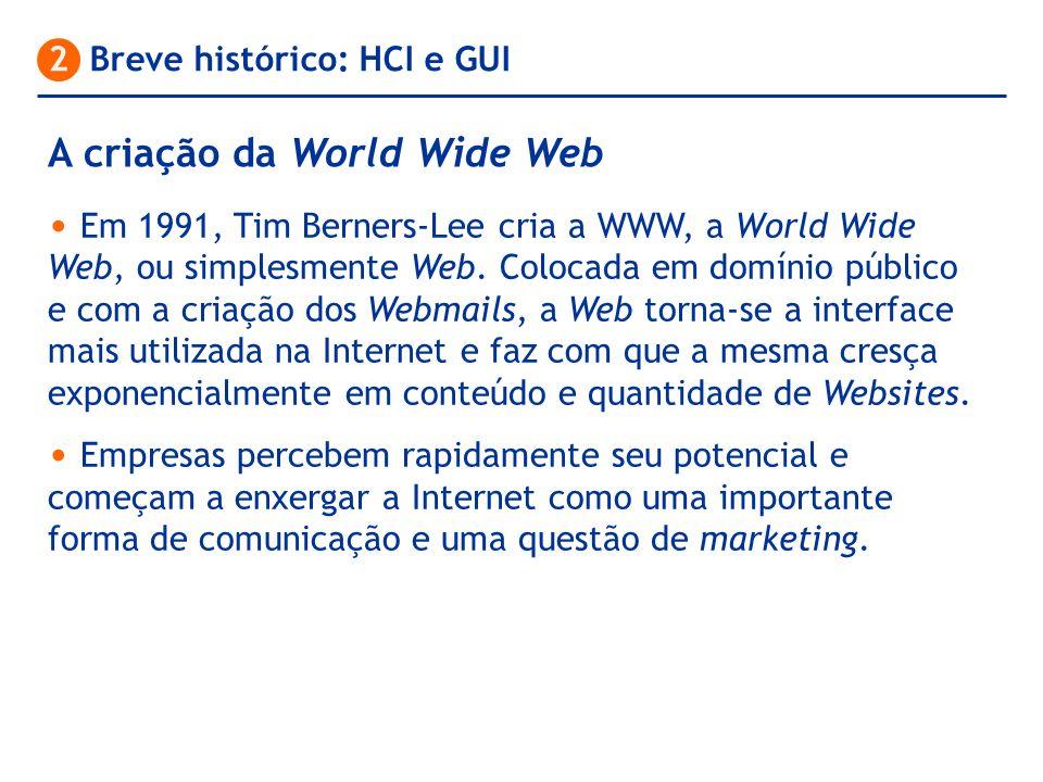 A criação da World Wide Web