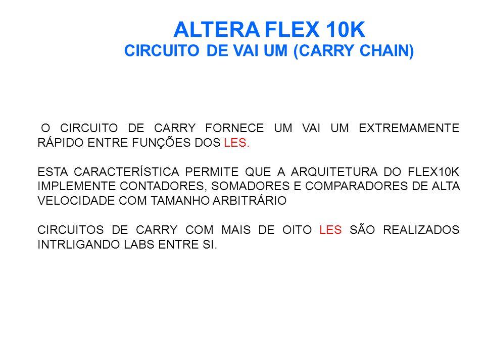 CIRCUITO DE VAI UM (CARRY CHAIN)