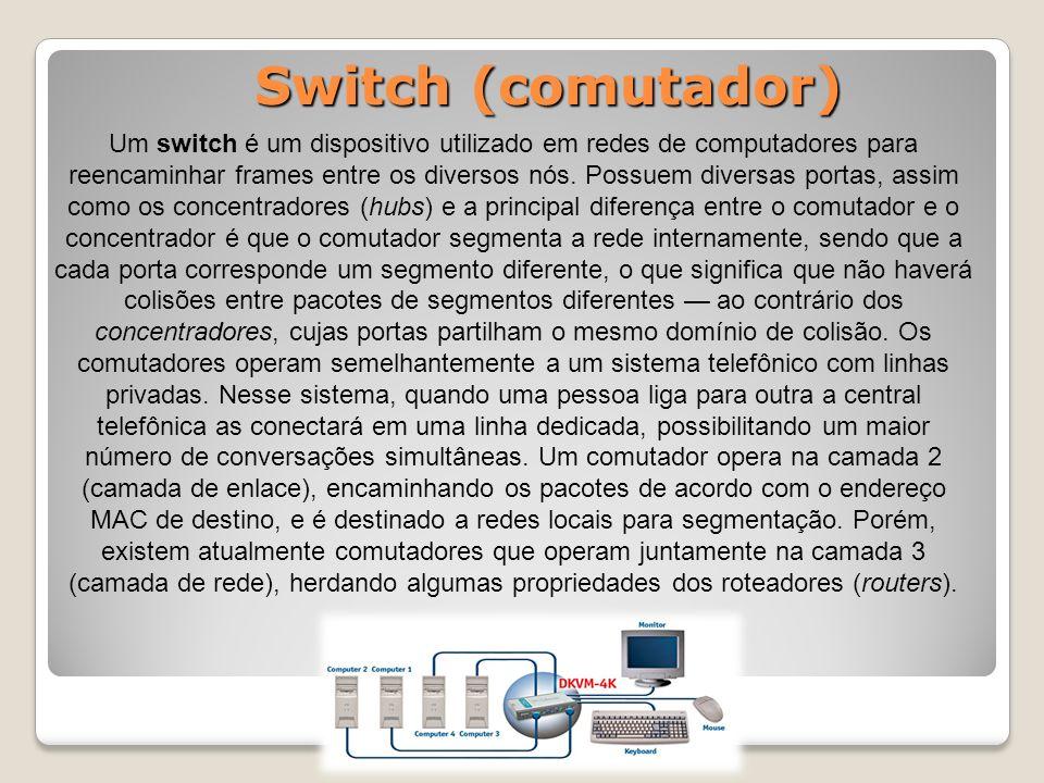 Switch (comutador)