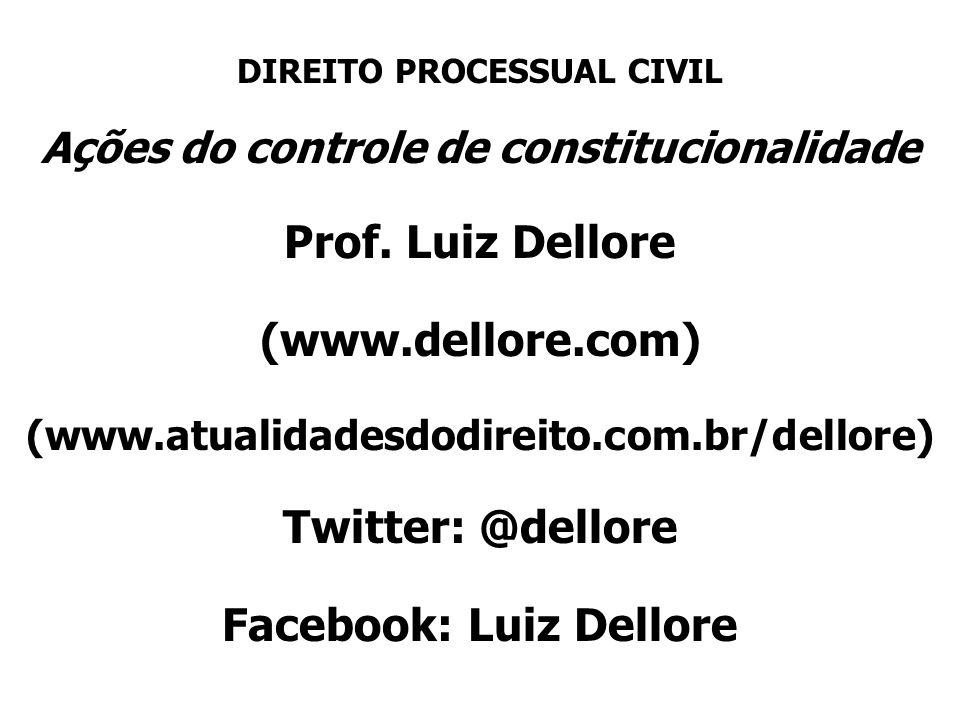 Facebook: Luiz Dellore
