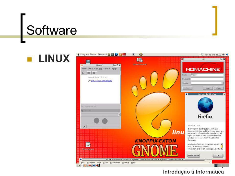 Software LINUX