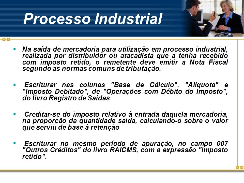 Processo Industrial