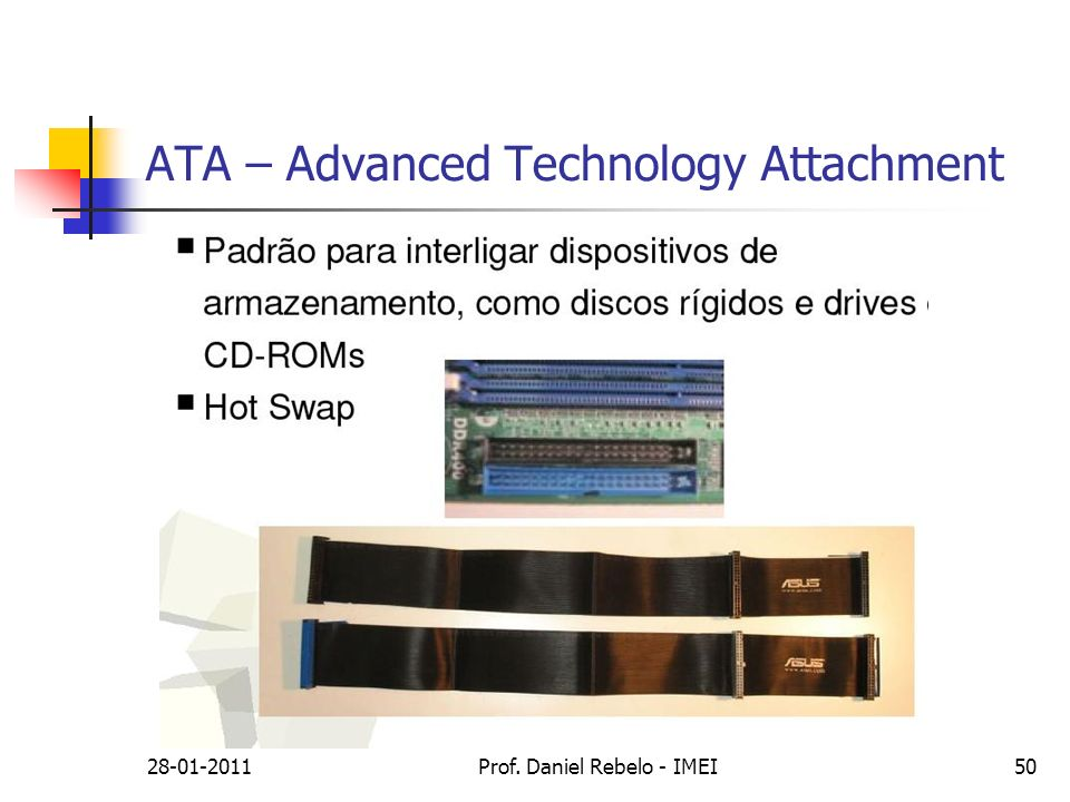 ATA – Advanced Technology Attachment