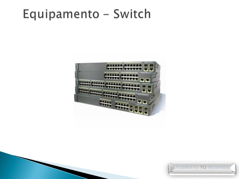Equipamento - Switch