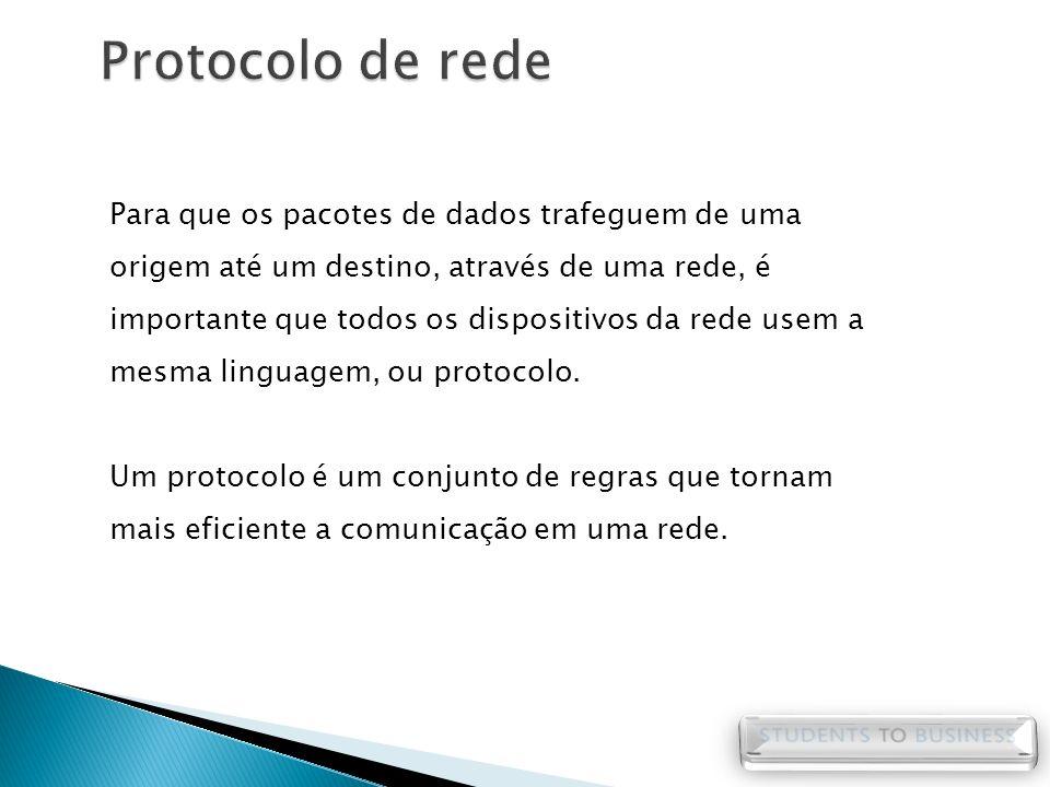 Protocolo de rede