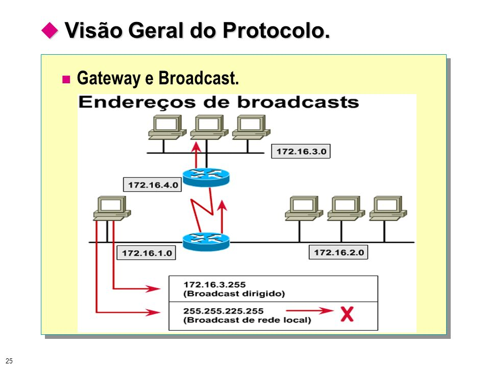  Visão Geral do Protocolo.