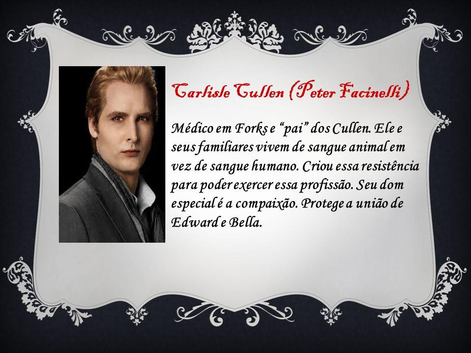 Carlisle Cullen (Peter Facinelli)