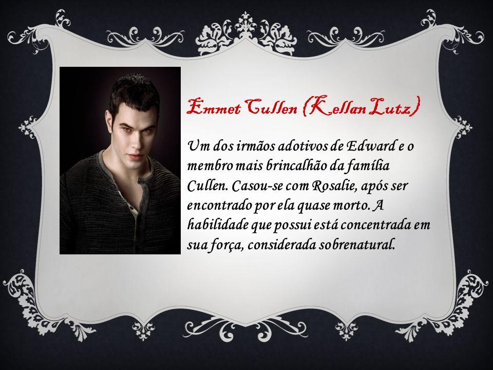 Emmet Cullen (Kellan Lutz)