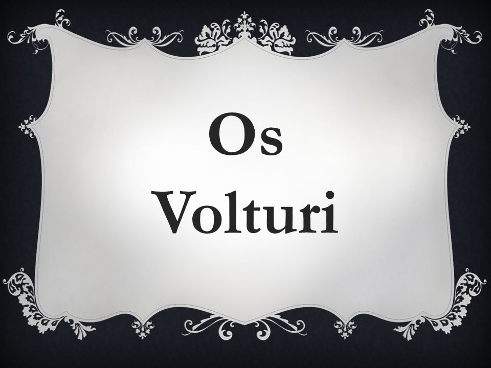 Os Volturi