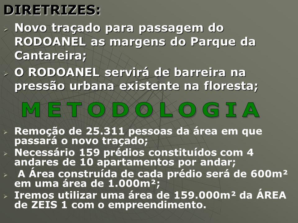 METODOLOGIA DIRETRIZES: