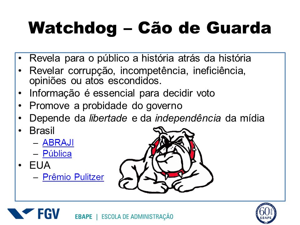 Watchdog – Cão de Guarda