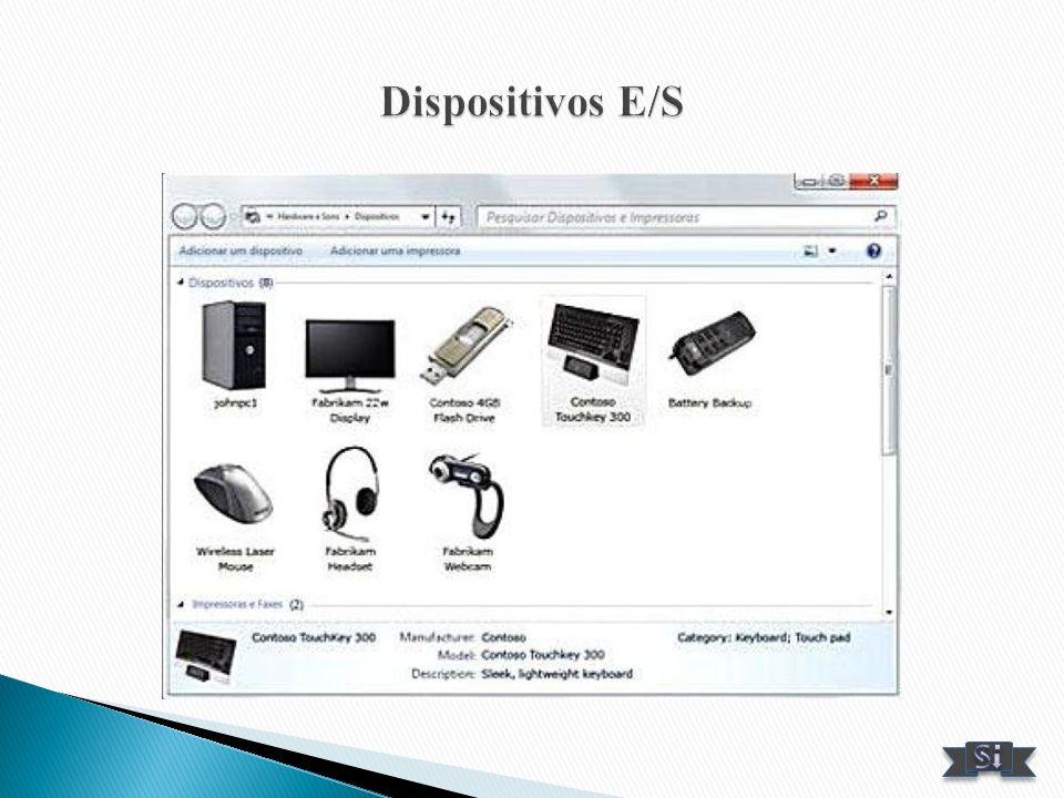 Dispositivos E/S