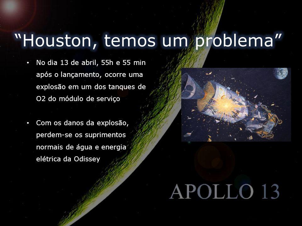 Houston, temos um problema