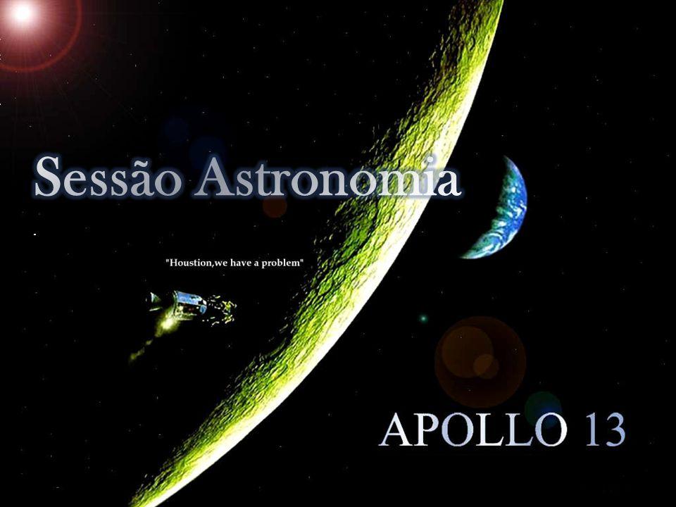 Sessão Astronomia .