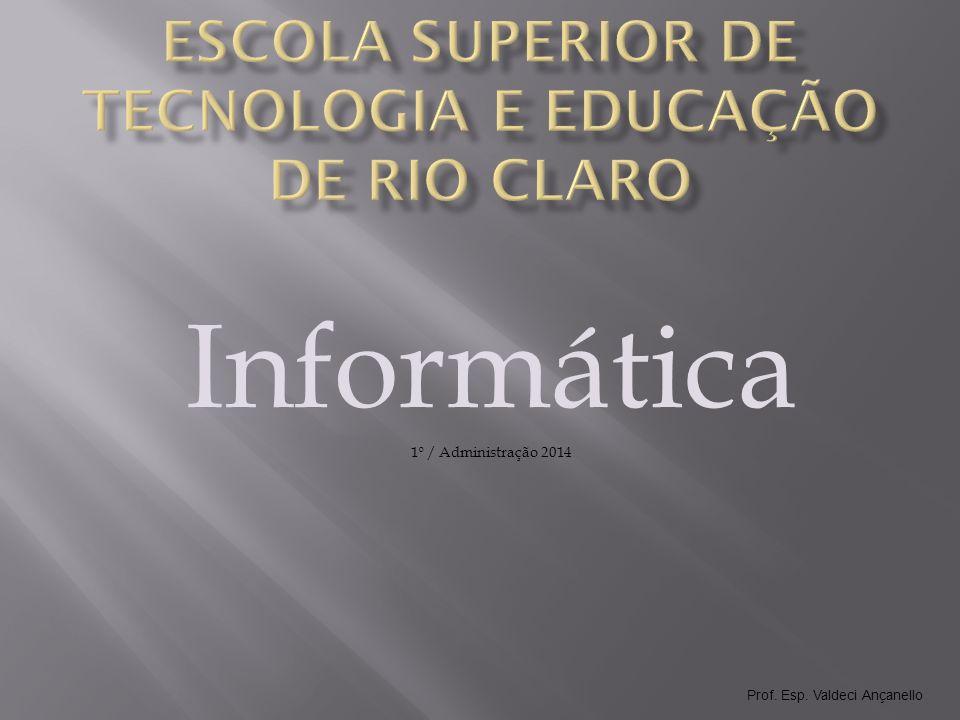 Escola Superior de Tecnologia e Educação de Rio Claro