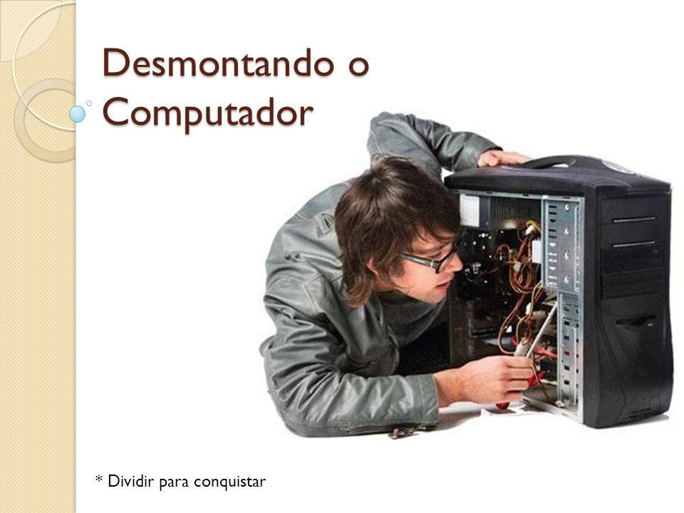Desmontando o Computador