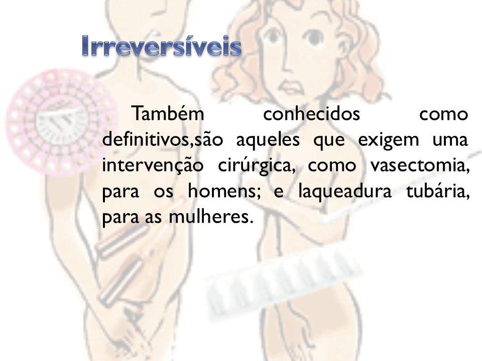 Irreversíveis