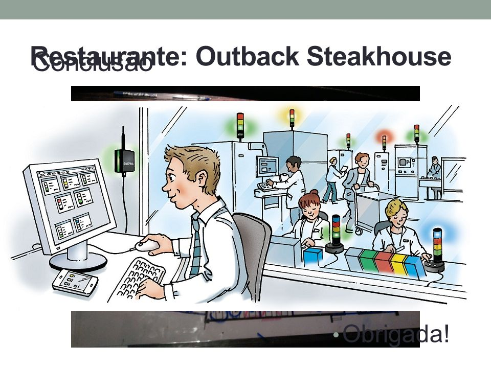 Restaurante: Outback Steakhouse