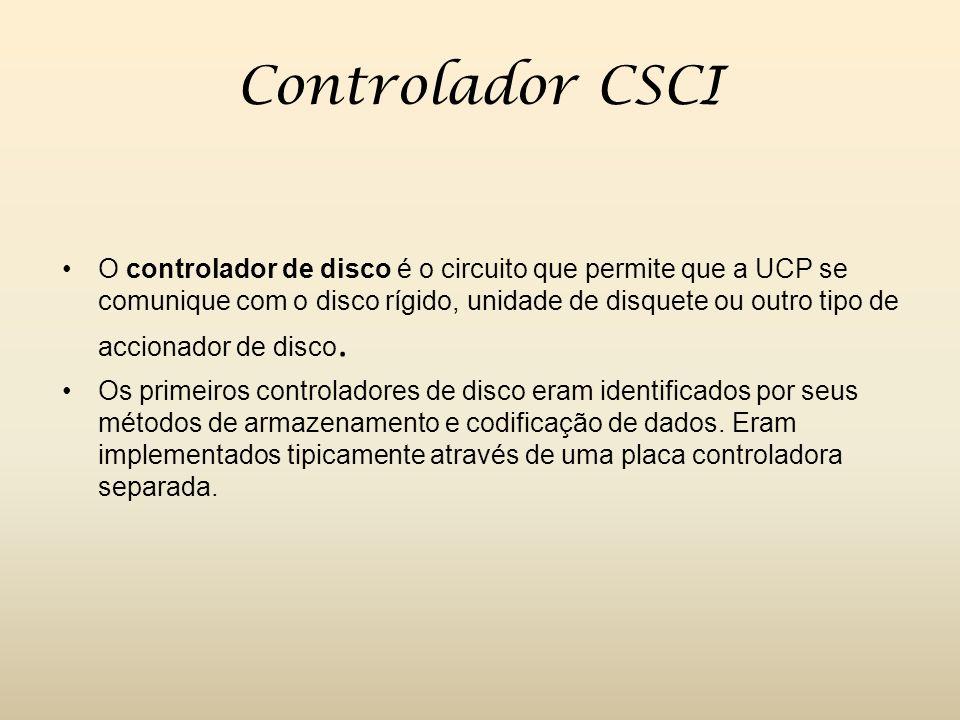 Controlador CSCI