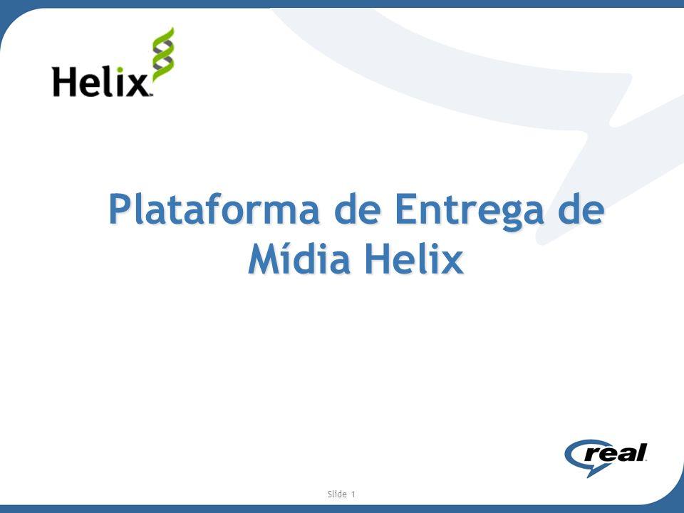Plataforma de Entrega de Mídia Helix