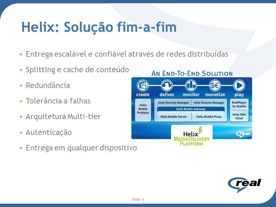 Helix: Solução fim-a-fim